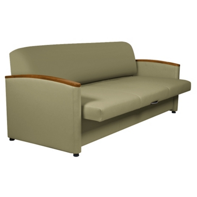 hospital sleeper chair 49ers camping medical sleepers national business furniture sofa with pull out cushions 25114