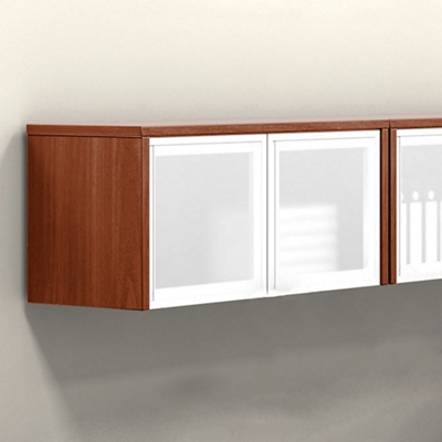 kitchen wall mounted cabinets chair seat replacement modular cupboards casework w doors nbf com cabinet with silver 36
