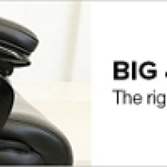 Xl Desk Chair Brown Leather Recliner Big And Tall Office Chairs Shop Heavy Duty Nbf Com