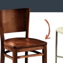 Counter Height Chair Slim High Standard Vs Bar Stools Nbf Com