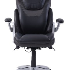 Unique Leather Office Chairs Loveseat Lawn Chair Executive Shop At Nbf Com Avanti Faux With Flip Arms 56985