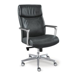 Leather Chair Office Cozzia Massage Review Shop For A And Other Seating At La Z Boy Lombard Executive 51794