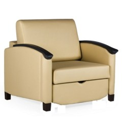 Hospital Sleeper Chair La Z Boy And A Half Medical Sleepers National Business Furniture Harmony Lounge 25411