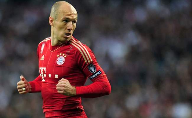 Robben Signs New Bayern Munich Contract Until 2015 Goal