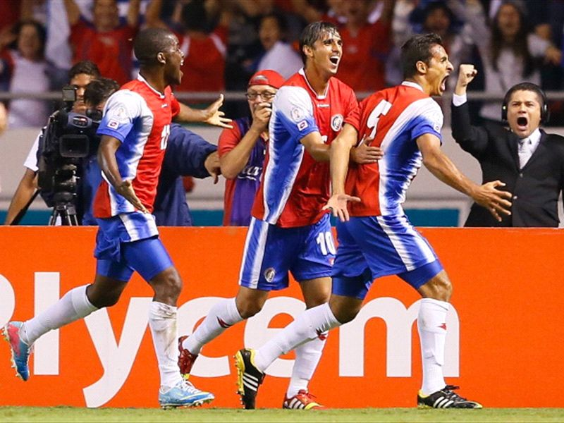 2014世界盃之路:哥斯達黎加   Goal.com