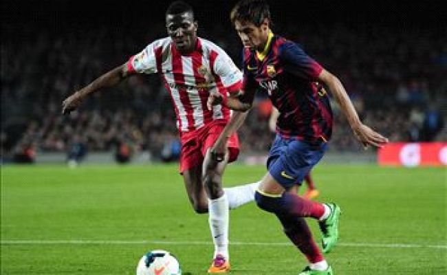 Magical Messi Continues To Carry Barcelona Goal