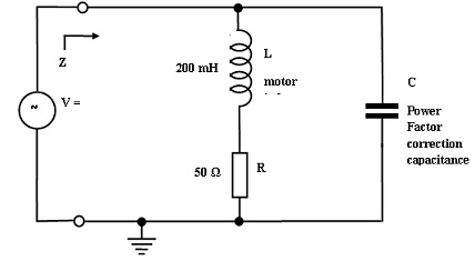 Theory of Power in AC Circuits III and Power factor