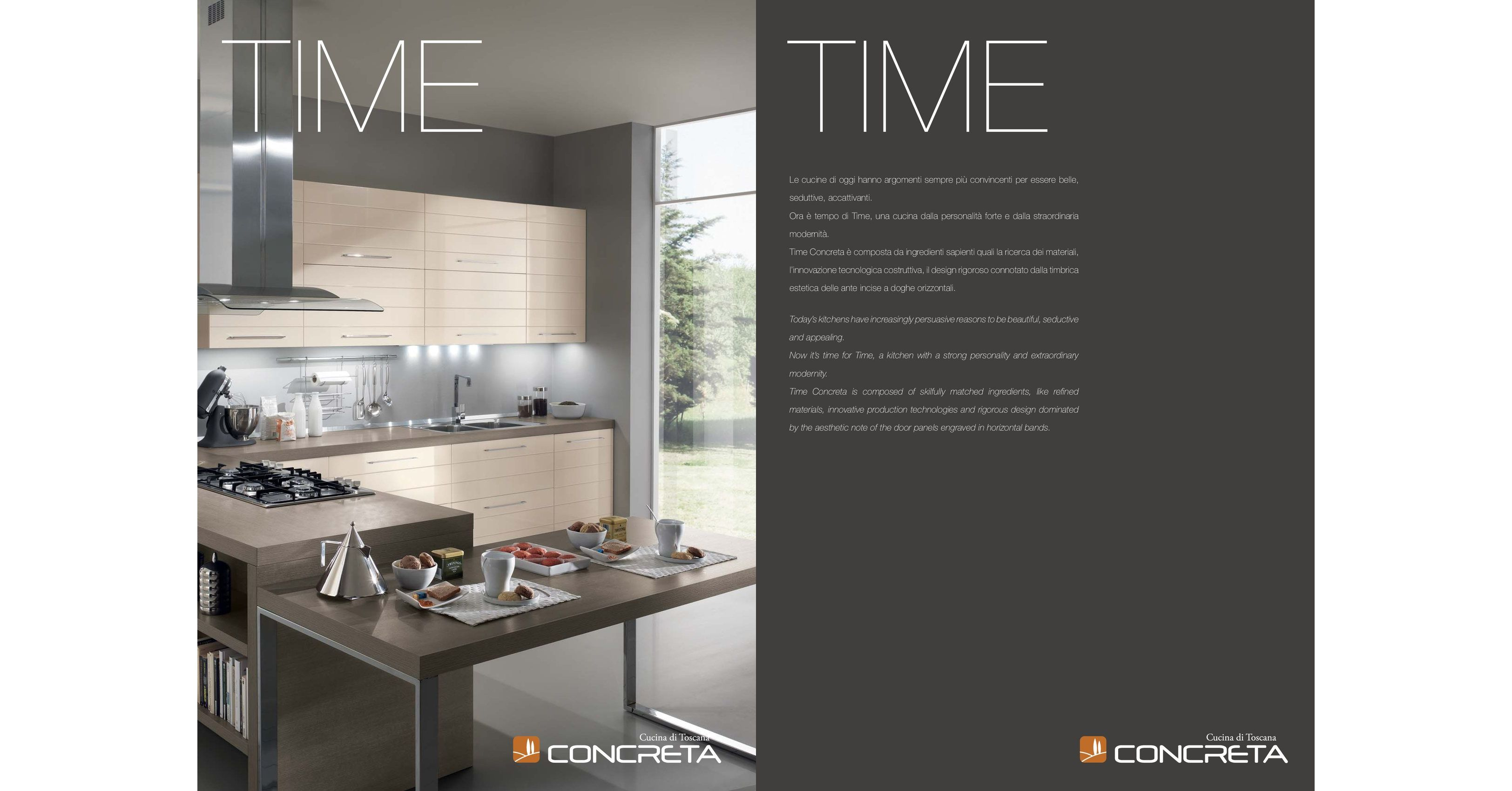 MONDO CONVENIENZA CATALOGO TIME 2014