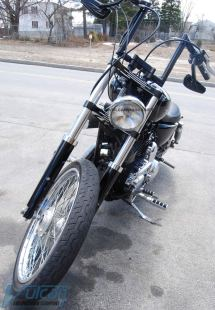 Custom Harley Davidson Front Ends - Year of Clean Water