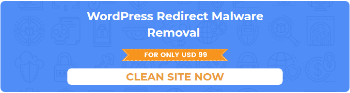 WordPress Hacked Redirect Cleanup