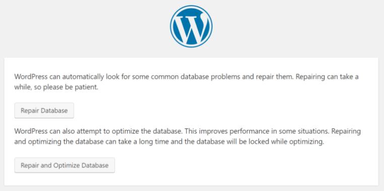 database-repair