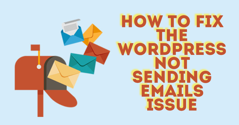 Fix WordPress Not Sending Email ❌ WP Mail SMTP Not Working