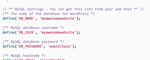 wp-config.php-user-pass - Remove hidden WordPress Administrators