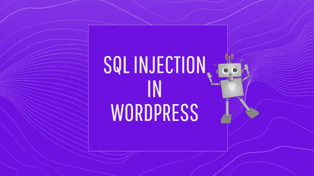 Stop SQL Injection - Prevent WordPress SQL Injection Attack