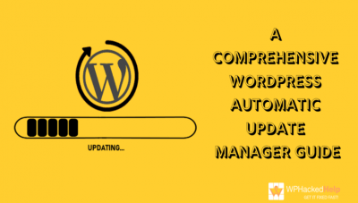 WordPress Automatic Updates Management – A How To Guide