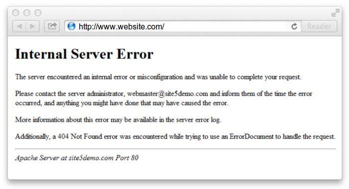 500-Internal-Server-Error-Wordpress