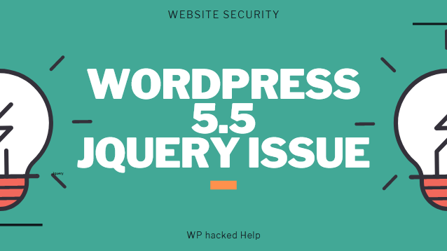 How To Fix WordPress 5.5 jQuery Migrate & JavaScript Issues?