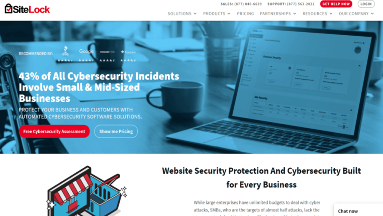 sitelock security scanner plugin wordpress