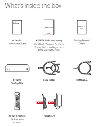 Comcast Cable Box Instructions - Ivoiregion