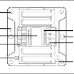Thermostat Wiring Diagram For Heat Pump Ethernet Cable Install Your Zen From The Touchscreen Controller