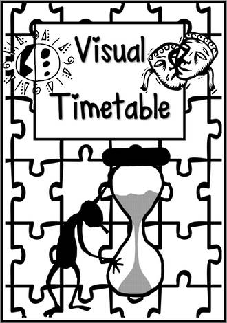 Get Organized and Schedule Your Day With Visual Timetable