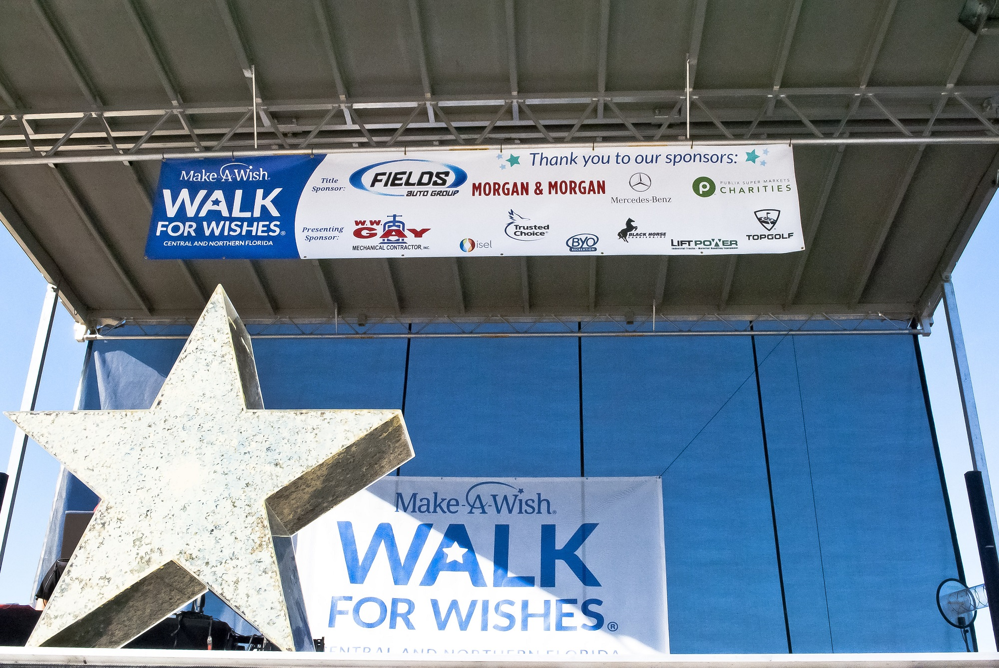 2019 Walk For Wishes Jacksonville FL Make A Wish Foundation
