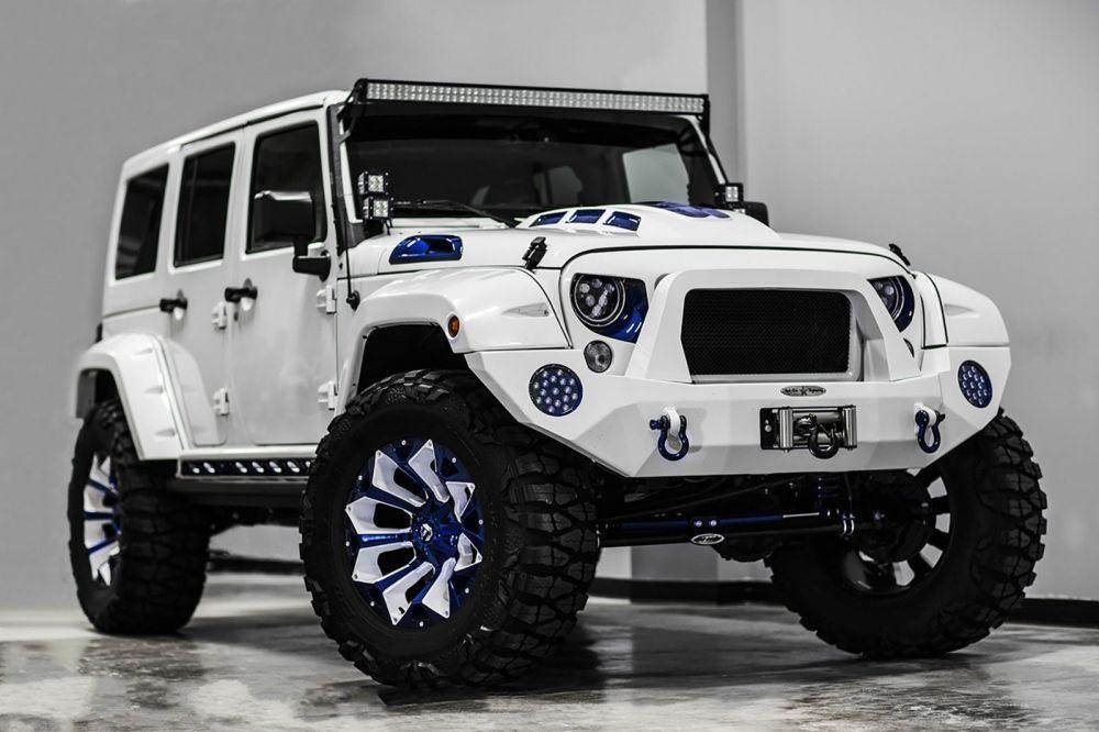 medium resolution of star wars stormtrooper jeep wrangler