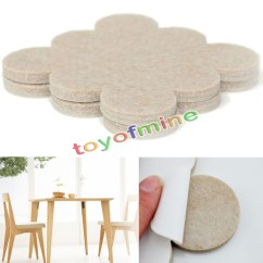Wall Protector From Chairs Wilson Fisher Resin Wicker Reclining Patio Chair 18pcs Self Adhesive Floor Furniture Scratch
