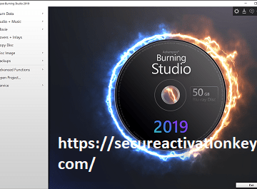 Ashampoo Burning Studio 2020 Crack