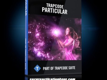 Trapcode Particular Crack 5.0.3 With Activation Code Fee 2021