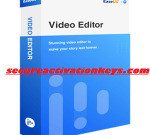 Easeus Video Editor Crack 1.6.8.53 With Activation Keygen Download Free 2021