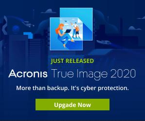 acronis true image promo