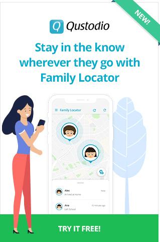 qustodio family locator