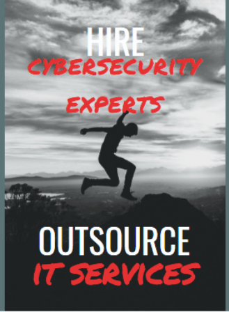 hire cybersecurity experts outsource IT services