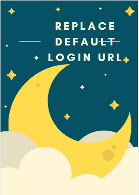 Change the default login URL