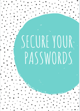 Secure your passwords website security