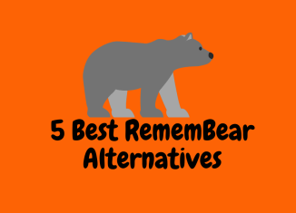 5 Best RememBear Alternatives