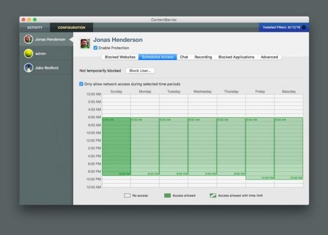 NetBarrier X9 (Intelligent Firewall)