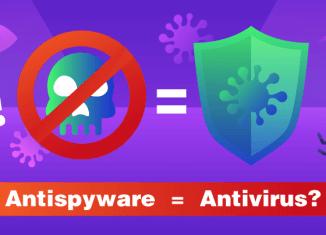 Antispyware vs Antivirus