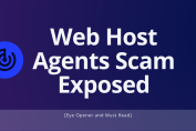 Web Host Agents Scam Exposed [Eye Opener and Must Read]