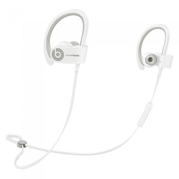 Beats ML8W2 Powerbeats3 Wireless Earphones, White (ML8W2-EC)