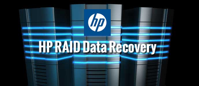 Hp Raid Data Recovery  Secure Data Recovery Services