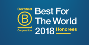 Best for the World 2018 Honorees header