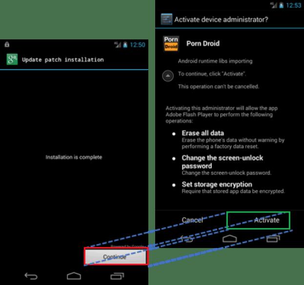 android Toast Overlay