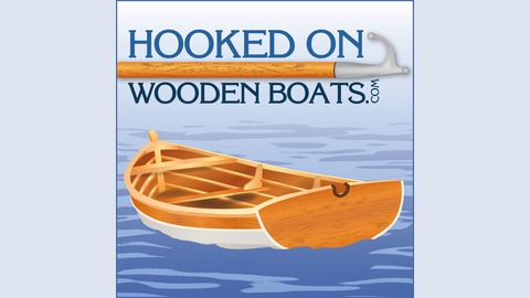 hooked on wooden boats