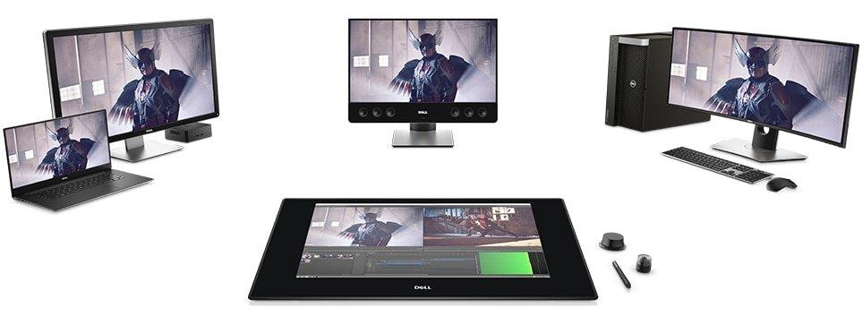 Dell Partner Program Work Stations Laptops Pads