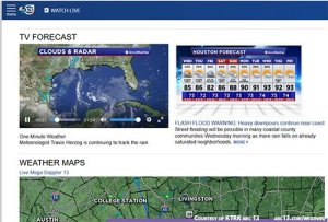 Tropical Storm Preparations for the Coming Weekend