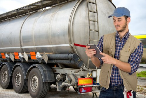 Mobile Communication and collaboration Trucking Industry