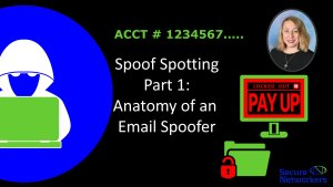 Spoof Spotting Part 1: Anatomy of an Email Spoofer