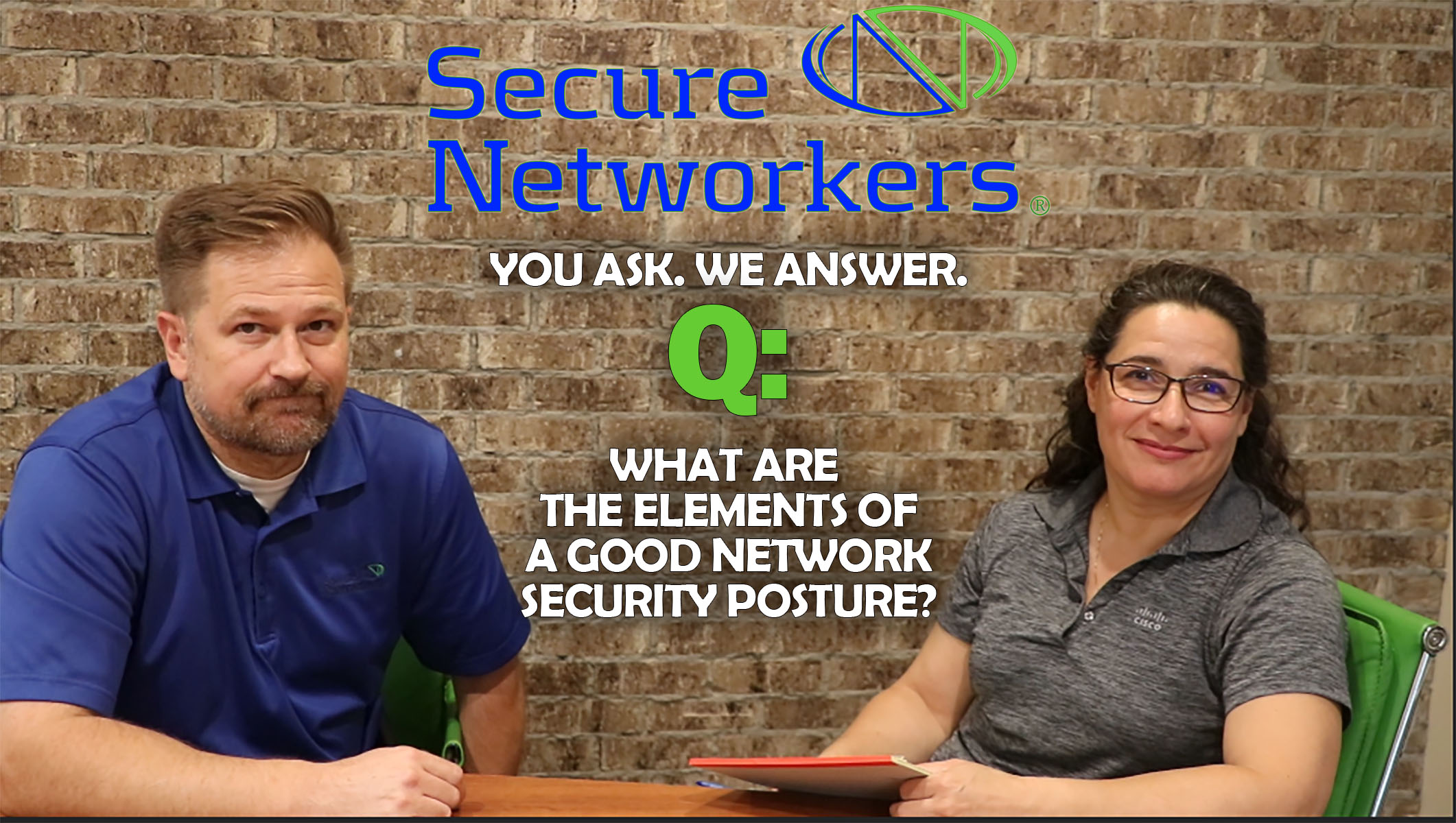 4 Elements of a Good Security Posture